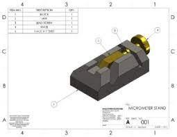 micrometer stand cnc